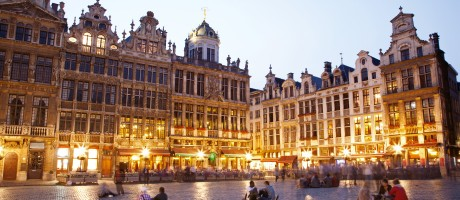 Brussels, capital of Belgium is also the capital of Europe